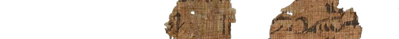 the Turin king list 2.22 (photo of the hieratic text)
