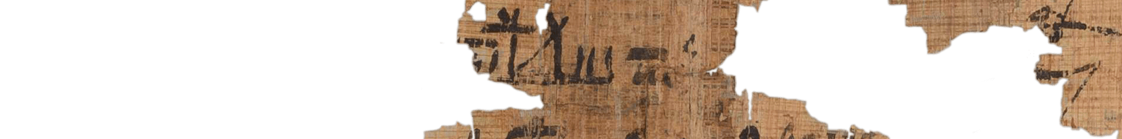 the Turin king list 3.3 (photo of the hieratic text)
