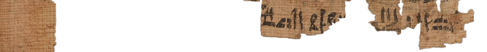 the Turin king list 4.26 (photo of the hieratic text)