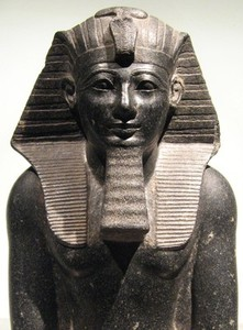 picture of Statue of Thutmose III from Wien Kunsthistorisches Museum (ÄS70)
