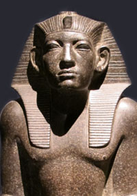 picture of Statue of Amenemhat III