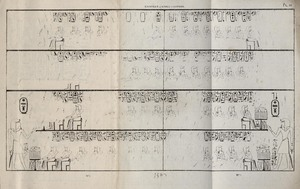 Source: Wilkinson, Extracts from several Hieroglyphical Subjects, plate IV - press ENTER for full image