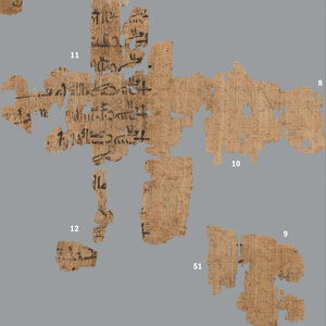 Turin king list papyrus column 1