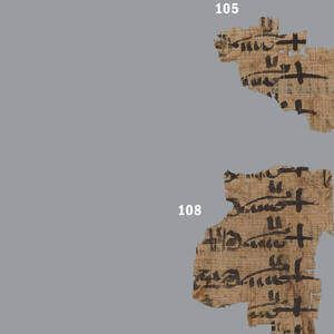 Turin king list papyrus column 10